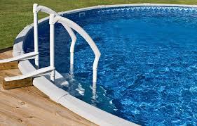 Above ground pool ladder Intex Pool Pool Cleaners Top Best Above Ground Pool Ladders Reviews 2019 Ultimate Guide