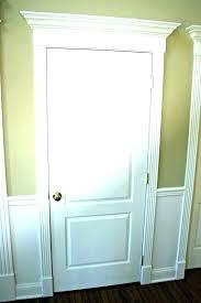 installing door frame interior interior doors cost cost to install interior door and trim how to