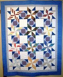 65 best Fons & Porter /Quilts images on Pinterest | Appliques ... & Memory quilt made from a loving father's shirts. The pattern is Natureland  designed by Janet Houts and is the Fons and Porter Quick Quilts Fall Adamdwight.com