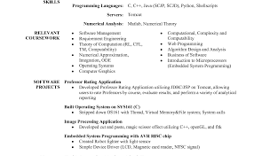 Java Developer Resume Application Resume Sles Visualcv Picture