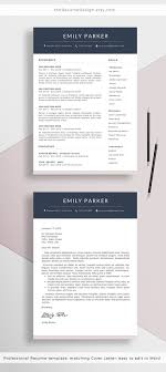 Resume   CV Template  Cover Letter for MS Word  Creative resume     StandOut Candidate Free Resume  Cover Latter  Portfolio PSD Template