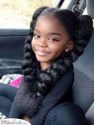 cute hairstyles for little black s