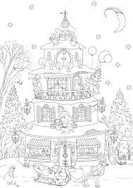 Gingerbread Coloring Pages Printable Redleatherbookinginfo