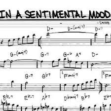 "Image result for ""In a Sentimental Mood,"""