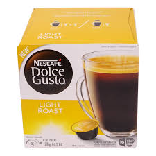 Dolce Gusto Light Dolce Gusto Light Roast Coffee Capsules Metro