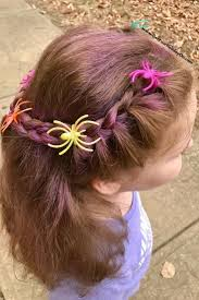 Simple And Easy Crazy Hair Idea For School Kids Crazy Hair Day