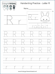 Letter R Worksheets For Preschoolers G Kindergarten Words – gipnoz.info