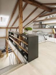 loft bedroom design
