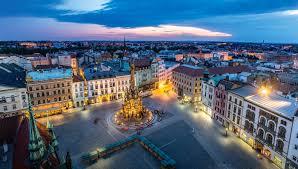 Jsem Z Olomouce Přehled Míst Ve Městě A Okolí
