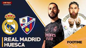 REAL MADRID vs HUESCA | LIGA