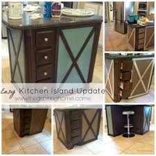 Easy Kitchen Makeover Easy Kitchen Island Makeover The Aspiring Home