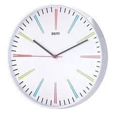 silent sweep non ticking modern wall clock australia