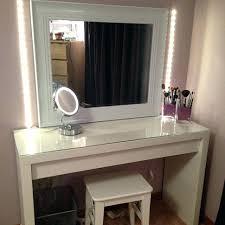 bedroom athens pc vanity set in white vanitieirrors delightful modern bedroom with mirror