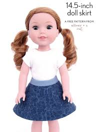 Free Printable Doll Clothes Patterns For 18 Inch Dolls Awesome Inspiration Design