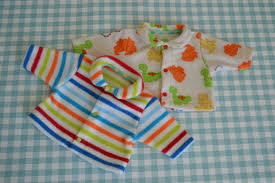 Free Sewing Patterns For Baby Interesting Baby Peter Pan Collar Jackets Sewing Projects BurdaStyle