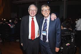 read bill gates touching essay about his best friend forever  forbes  philanthropy summit awards dinner