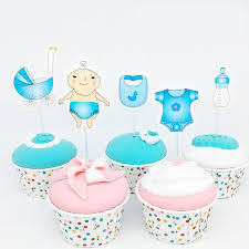 or boy cake topper baby shower