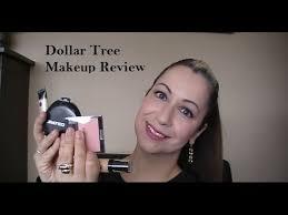 dollar tree makeup review
