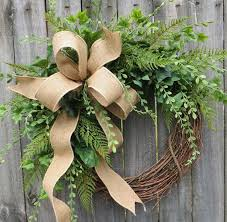 front door wreathHorns Handmade  Front Door Wreaths  Christmas Wreaths  Tree