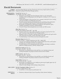 14 Unique Store Manager Job Description Resume Lordvampyr The