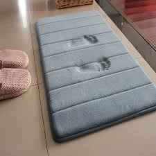 Memory Foam Kitchen Floor Mats Popular Gray Bath Rugs Buy Cheap Gray Bath Rugs Lots From China