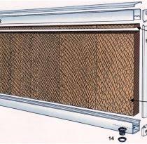 <b>Система охлаждения</b> для птиц - Кассетное охлаждение ...