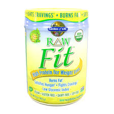 raw fit protein shake with green coffee bean by garden of life 16 ounces zoom