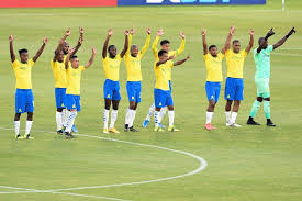 One of them it's guaranteed that it will be knocked out on the quater final due to their clush. This Yellow Team Is Power Fans Sing Sundowns Praises After Humiliating Pirates