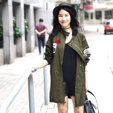same goes for this green army jacket the oversized jacket exudes a lazy but vibe which i love mixing with girly pieces like this slip dress i