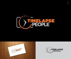 Graphic Design Timelapse Bold Modern Logo Design For Timelapse People By D_mantra