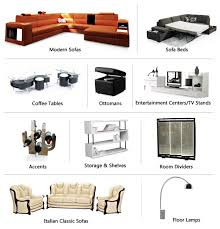 Living Room Items List With Pictures On How To Choose Home