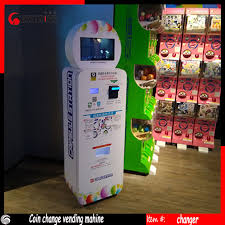 Vending Machine Coin Changer Interesting Coin Changer Machine Or Token Or Coin Change Machine With Gsm