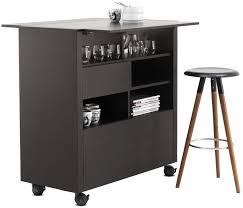 Modern Bar Table Design Contemporary Bar Cabinet Mdf