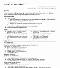 Self Employed Handyman Resume Self Employed Handyman Resume Sample For Position A Job Templates