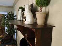 antique hall tree hat rack farmhouse oak coat rack europe 223