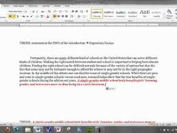 expository essay the introduction intro for essay jen  expository essay the introduction