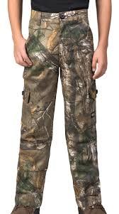 Walls Youth Hunting 6 Pocket Cargo Pant
