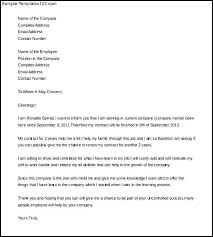 Sample Contract Letter Between Employer And Employee. Nanny ...