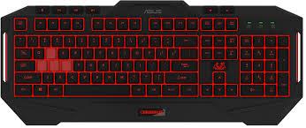 Игровая <b>клавиатура ASUS Cerberus</b> MKII 90YH0131-B2RA00 ...