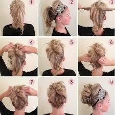 Image Coiffure Mariage Facile A Faire Coiffure Cheveux Mi