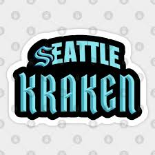 Short of being awarded the franchise in december 2018, and the completion of its home arena, the expansion draft is the biggest step for seattle and filling the void of what was lost more than a decade ago. Seattle Kraken Seattle Kraken Sticker Teepublic
