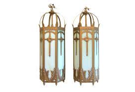vintage gothic pendant lights large