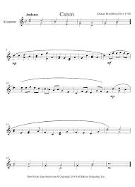 pachelbel canon violin sheet music percussion pachelbel canon sheet music 8notes com