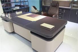 modern office desks furniture. modren modern modern luxury executive office desk furniture for ceo using f62  manager and boss in modern office desks furniture