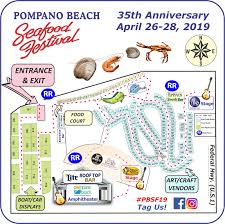Pompano Beach Amphitheater Seating Chart Event Info Pompano Beach Seafood Festival