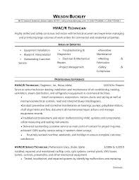 Hvac Resume Samples Resume Samples 8 Homey Design Templates Free