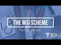 How To Get Gmc Sponsorship Via The Mti Scheme