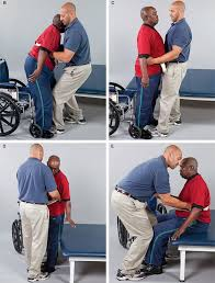 horizontal transfers mobility in context f a davis pt assist patient from the bed to chair or wheelchair rnpedia
