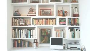 desk with wall shelves luxury home office furniture offi on shelving ideas for small spaces home office wall shelving u87 wall