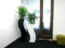 modern office plants. Modern Office Plants Indoor Plant Pots That Will Dress Up A Home Desk . I
